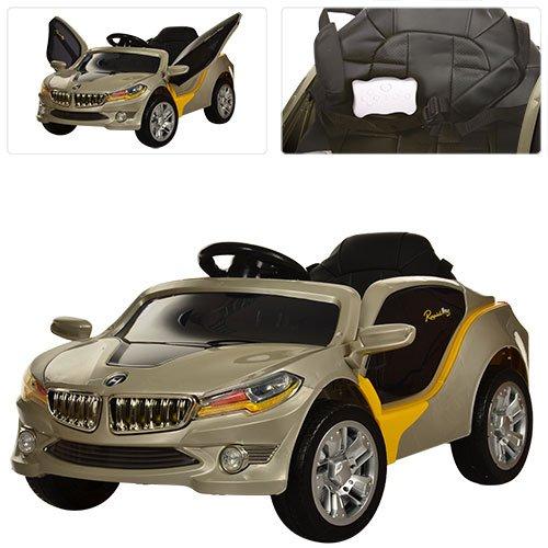 Лицензионный электромобиль BMW M 2701 ELR-3 EVA колеса