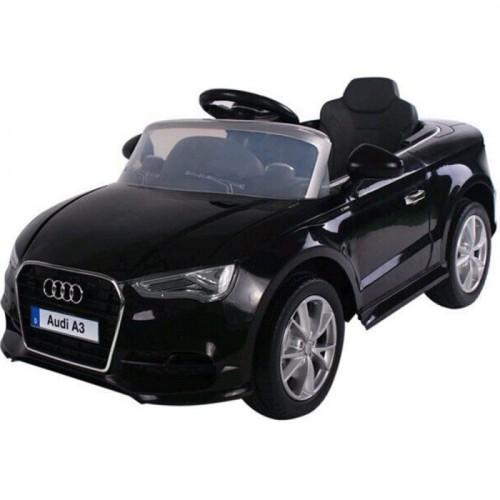 Детский электромобиль T-795 Audi A3 BLACK, чёрный