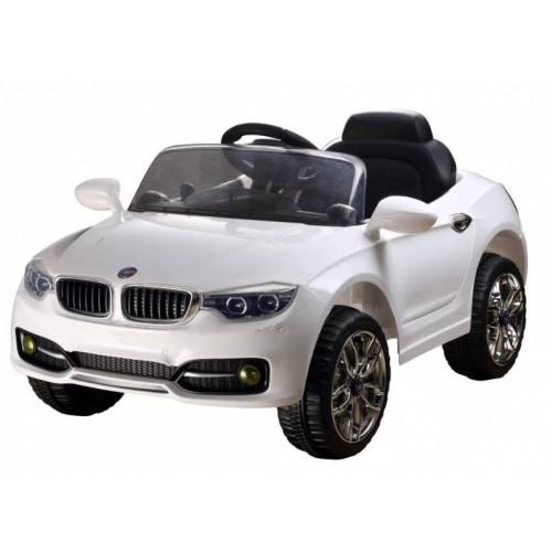 Детский электромобильT-7610 WHITE BMB с пультом