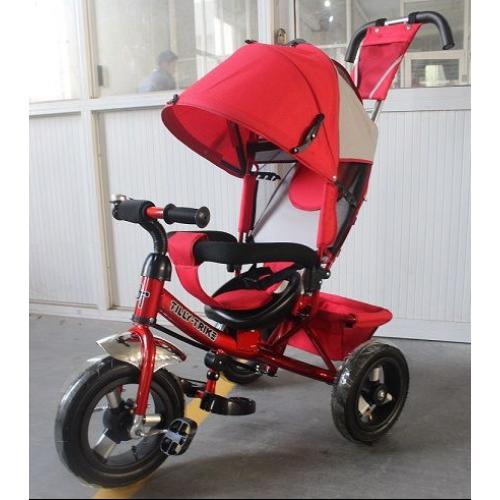 Трехколесный велосипед TILLY Trike T-364 надувные колеса
