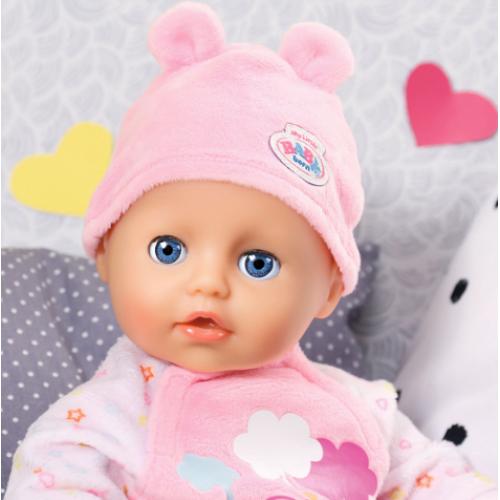 Кукла Zapf Creation My little Baby born Бэби Борн Кукла с соской  825334