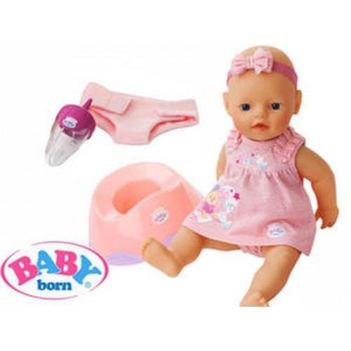 Пупс Baby Born Весело в Ванной Zapf Creation 820315