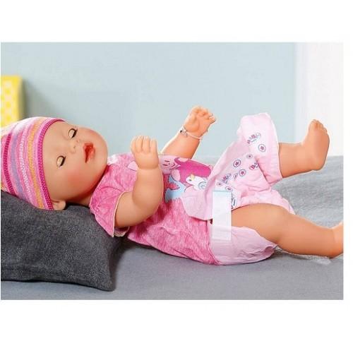 Интерактивный пупс Baby Born Zapf Creation Очаровательная малышка 822005