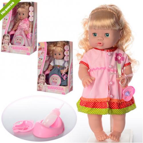 Кукла Валюша функциональная 30903R-W
