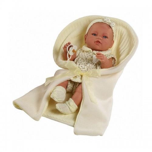 Кукла Пупс новорожденный Munecas Berbesa 42 см