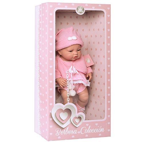 Кукла Пупс новорожденный 42 см, Munecas Berbesa 5110