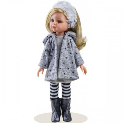 Кукла Клаудия в пальто, 32 см Paola Reina, 04410