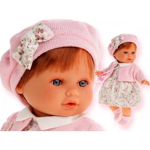Кукла Кристиана 30 см озвученная, Antonio Juan 1338