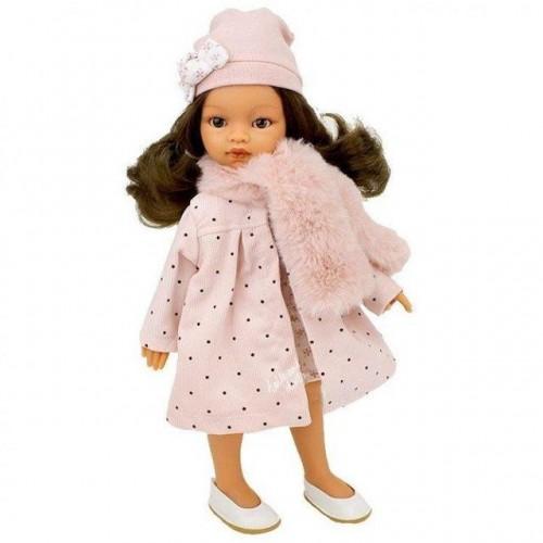 Кукла Эмили (Emily Abrigo) брюнетка, 33 см., Antonio Juan, 2589