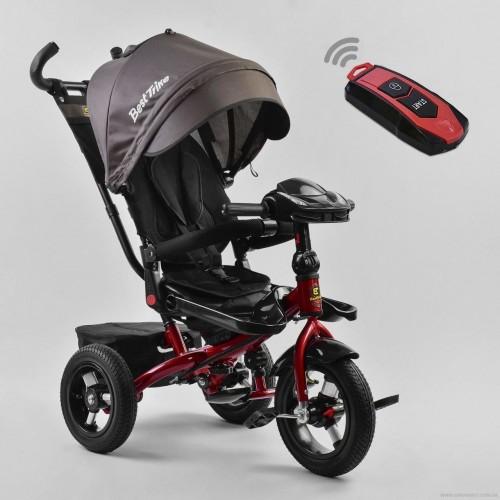 Трехколесный велосипед Best Trike поворотное сиденье и складной руль 6088 F
