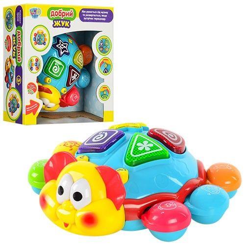 Развивающая игрушка «Танцующий жук» 7013