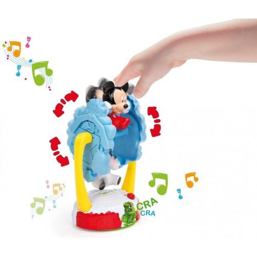 Интерактивная игрушка Clementoni Ферма Микки Мауса