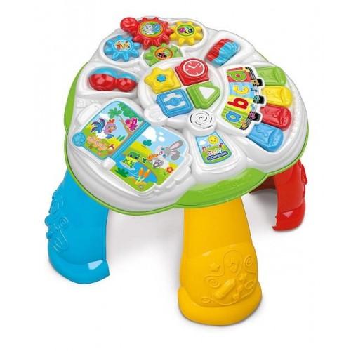 Интерактивны детский столик Clementoni