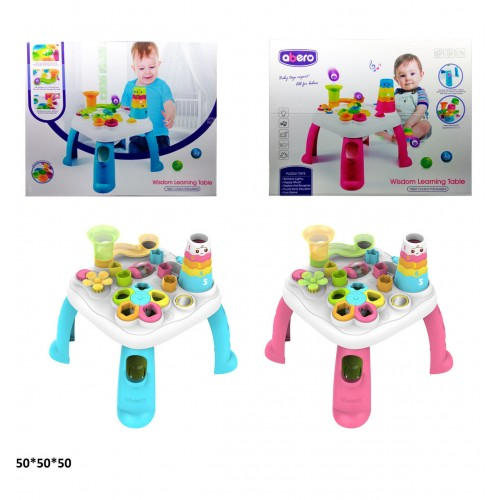 Детский развивающий столик 91161