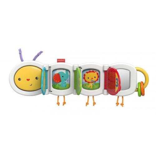 Развивающая игрушка гусеница путешественница Fisher Price, DHW14