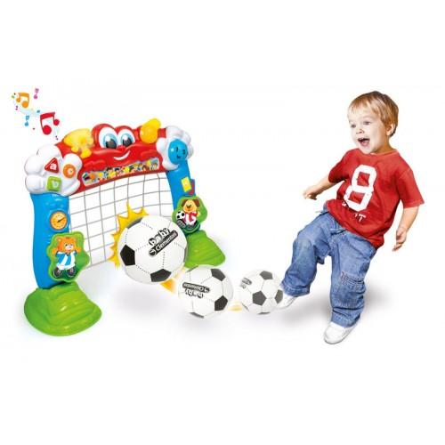"""Развивающая игрушка """"Футбол"""" Clementoni"""