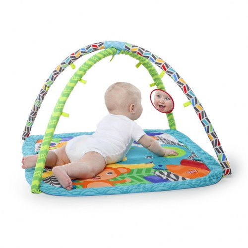 Развивающий коврик Bright Starts 52169 Зоопарк