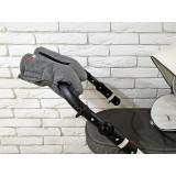 Рукавички-Муфта на коляску, с карманом для телефона Z&D Thermo(Лен)