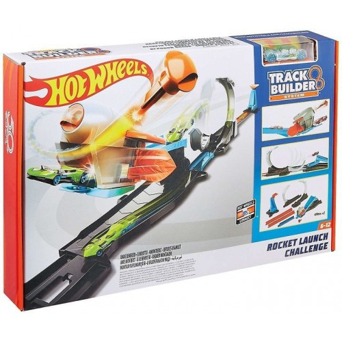 Трек Hot Wheels Запуск ракеты (Rocket Launch Challenge), FLK60