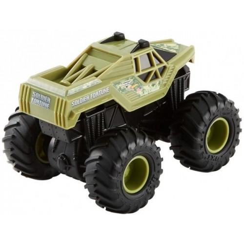 Инерционная машинка Hot Wheels Monster Jam