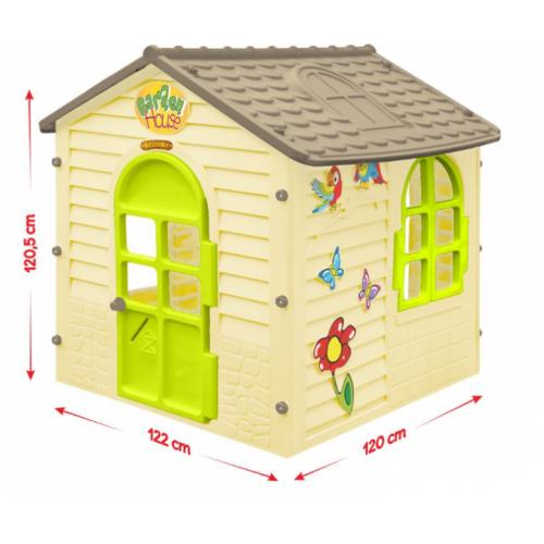Садовый домик Mochtoys 11558