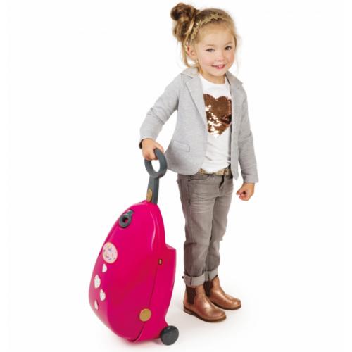 Набор для ухода за куклой Раскладной Чемодан Baby Nurse Smoby 220316
