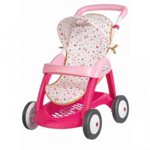 Коляска для кукол Baby Nurse для прогулок с корзиной 251023