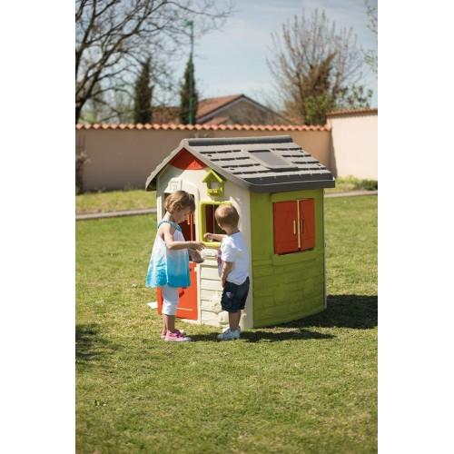 Игровой домик для детей Smoby Neo Jura Lodge 810500