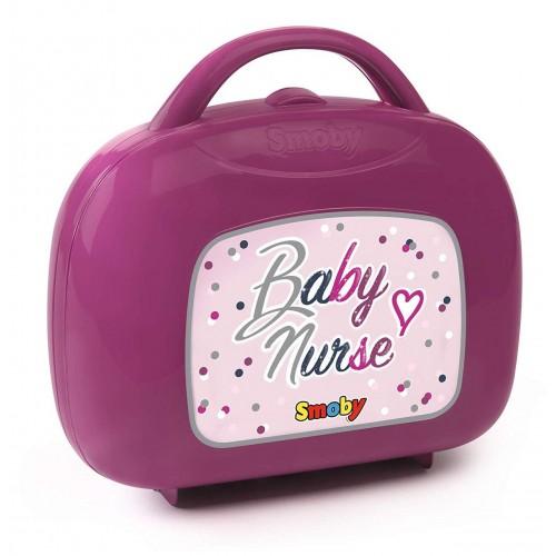 Чемодан  «Baby Nurse Прованс» с аксессуарами для кормления и ухода 220341