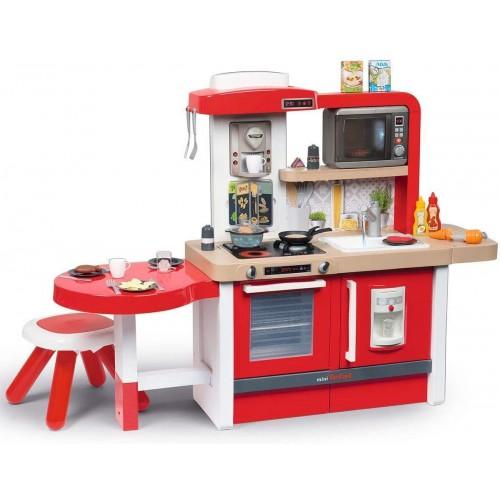 Детская интерактивная игровая кухня Evolutive Gourmet Smoby 312302 (с водой)