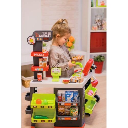 Интерактивный супермаркет Smoby Toys City Market 350213
