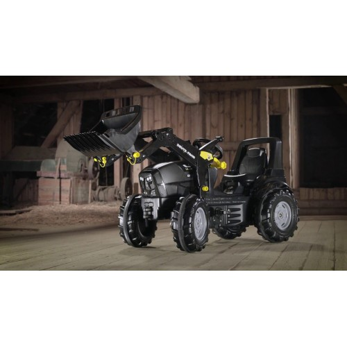 Трактор Farmtrac Deutz Fahr Rolly Toys 710348. Машинка для детей