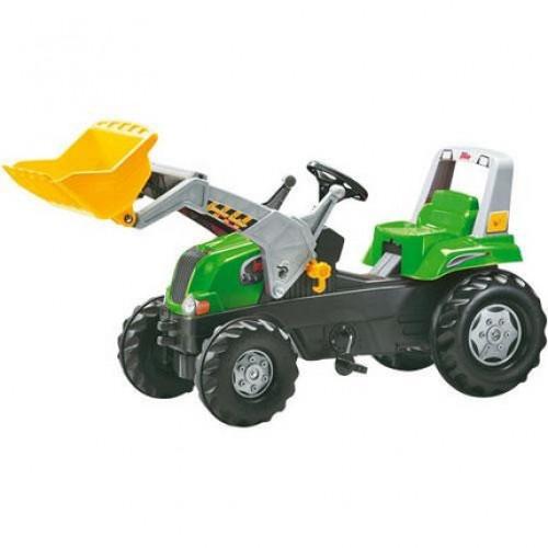 Трактор с ковшом Rolly Toys Junior RT, 811465
