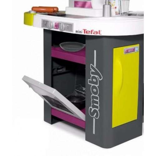 Интерактивная кухня Tefal Studio Барбекю Smoby 311001