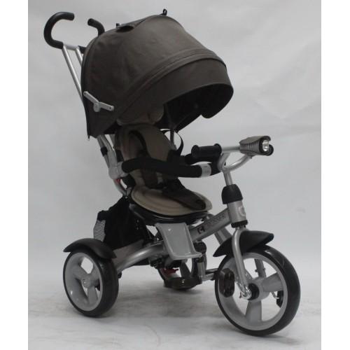 Детский велосипед-коляска CROSSER T-503 EVA