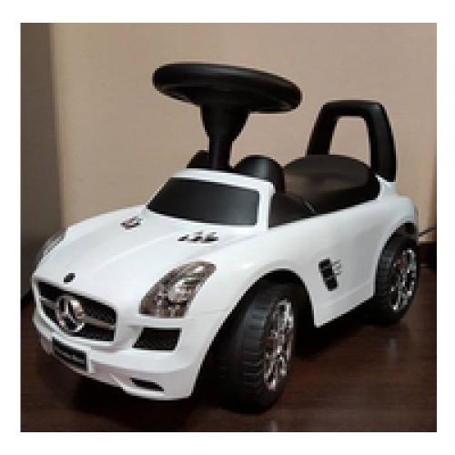 Каталка-толокар Bambi Z 332-1 Mercedes-Benz белый