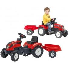 Детский педальный трактор Falk Ranch 2051A