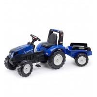 Трактор Педальный Falk 3080AB New Holland