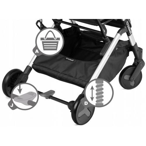 Прогулочная коляска Kidwell Mavero