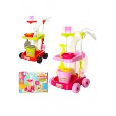Детский игровой набор для уборки Little Helper 667-33-35
