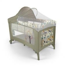 Кроватка-манеж Milly Mally Mirage Deluxe