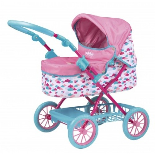Коляска для куклы Делюкс Zapf Baby Born 1423494