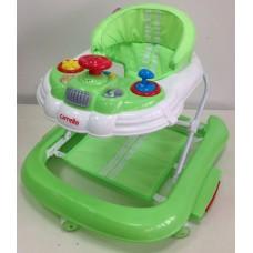 Детские ходунки CARRELLO зеленый