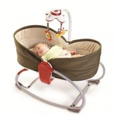 Кресло-кроватка-качалка 3в1 Tiny Love Мамина любовь