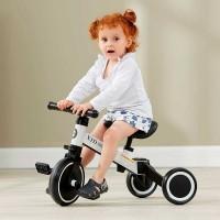 Беговел велосипед трансформер 3 в 1 Poppet Adventure