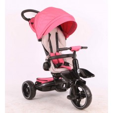 Велосипед-коляска Stokke Modi Crosser T 600 (6 в 1), розовый