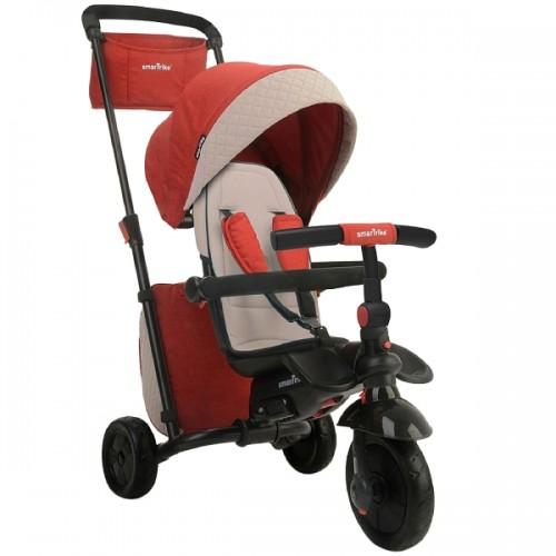 Складной трехколесный велосипед Smart Trike Folding Trike 600 7в1 (Red)