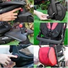 Велосипед трехколесный Smart Trike Folding Trike 700 8в1