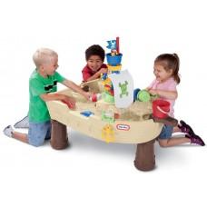 Детский водный столик Пиратский корабль Little Tikes 628566