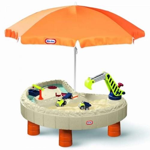 Детская Песочница Столик Веселая Стройка Little Tikes 401N
